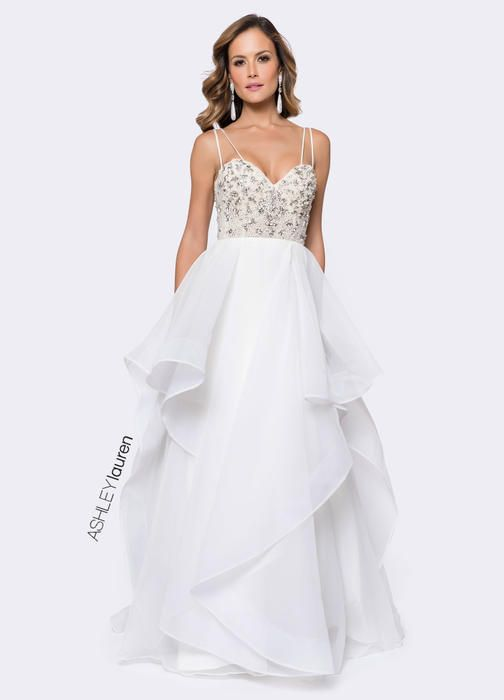 Prom and Homecoming Dresses Ashley Lauren 1170 Beaded Bustier ...