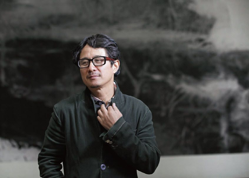 Chinese painter Lan Zhenghui creates a new wave during a U.S. residency and lecture tour this Fall. Read more online at Z'Scoop!