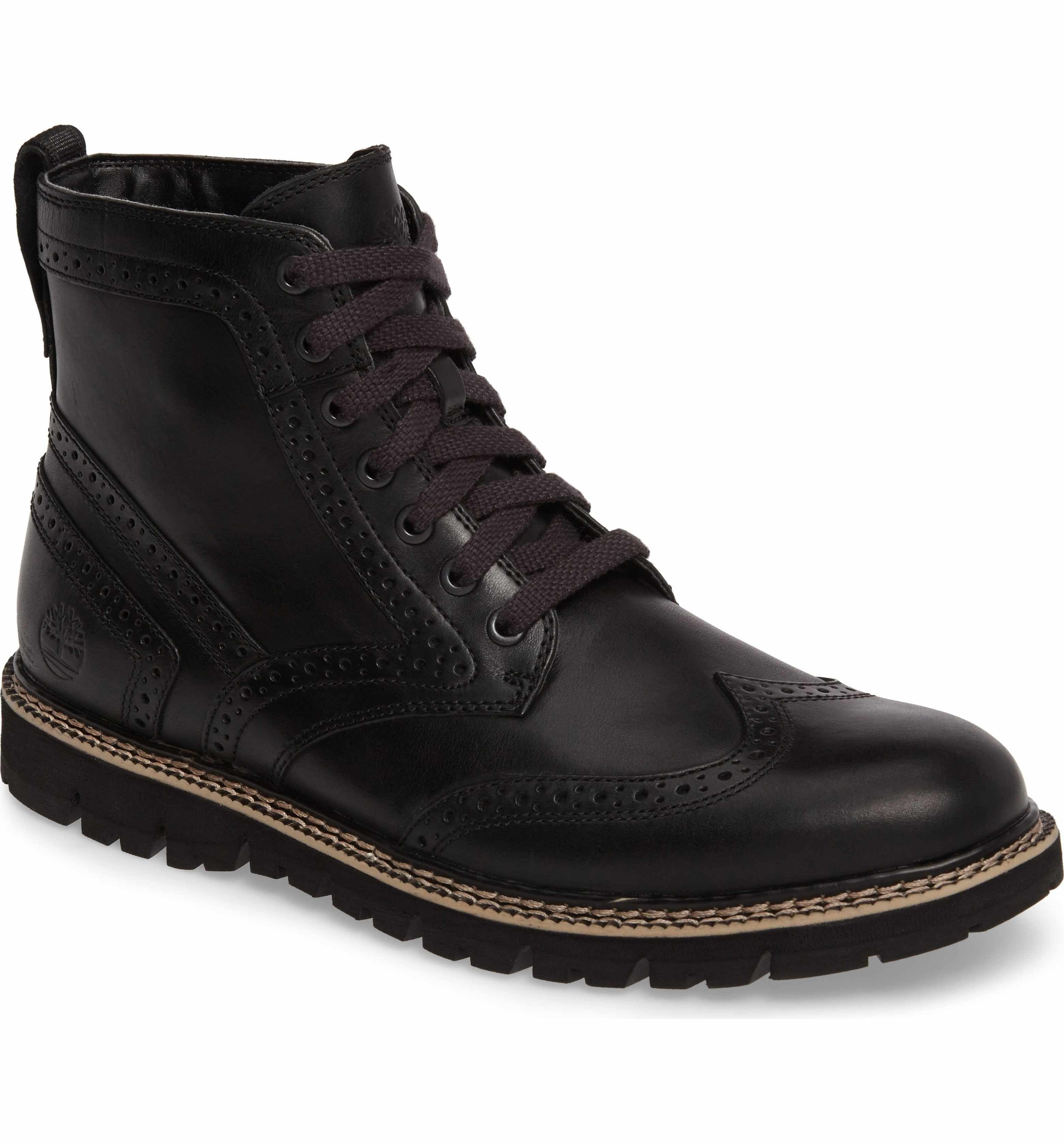 e01bef15fea Main Image - Timberland Britton Hill Wingtip Boot (Men)   Men's ...
