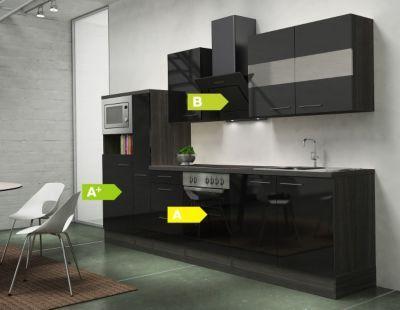 Held Küchenzeile ~ Justhome lidja p l küche küchenzeile küchenblock 130x230 cm farbe