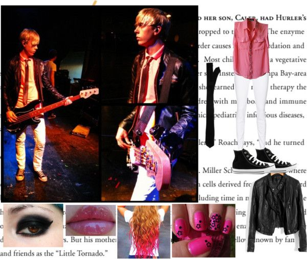 """riker lynch!!!"" by janiris-sanchez ❤ liked on Polyvore"