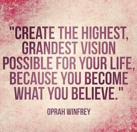 Heb jij de visie wat je wil bereiken in jouw leven