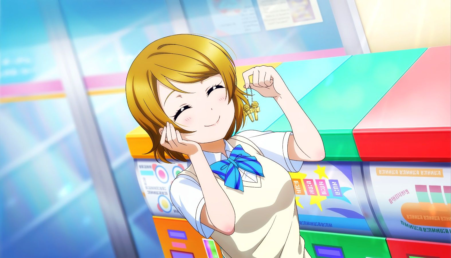 Pin by .. . on Hanayo in 2020 Anime, Koizumi, Projects