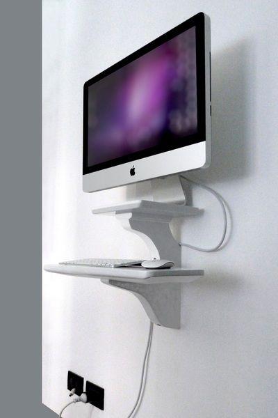Wall mount for Apple iMac® - Dimisco via DaWanda