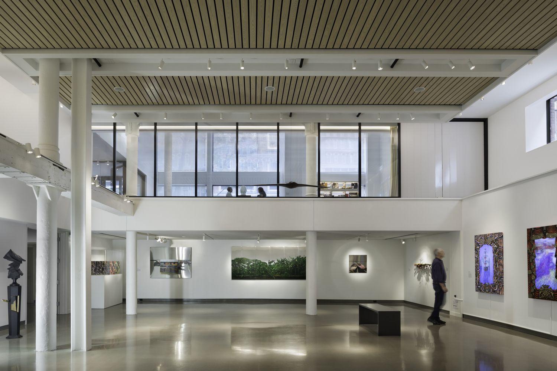 Gallery of 21c Museum Hotel Nashville / Deborah Berke Partners - 13