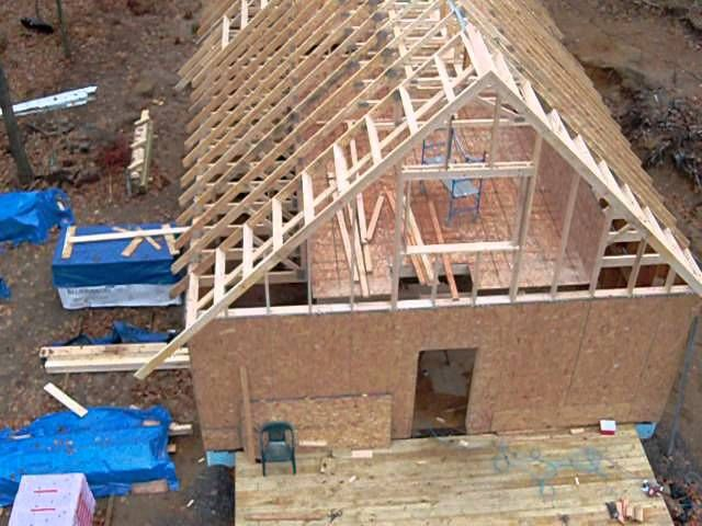 How To Build A Gable Roof Gable Roof Design Roof Construction Gable Roof