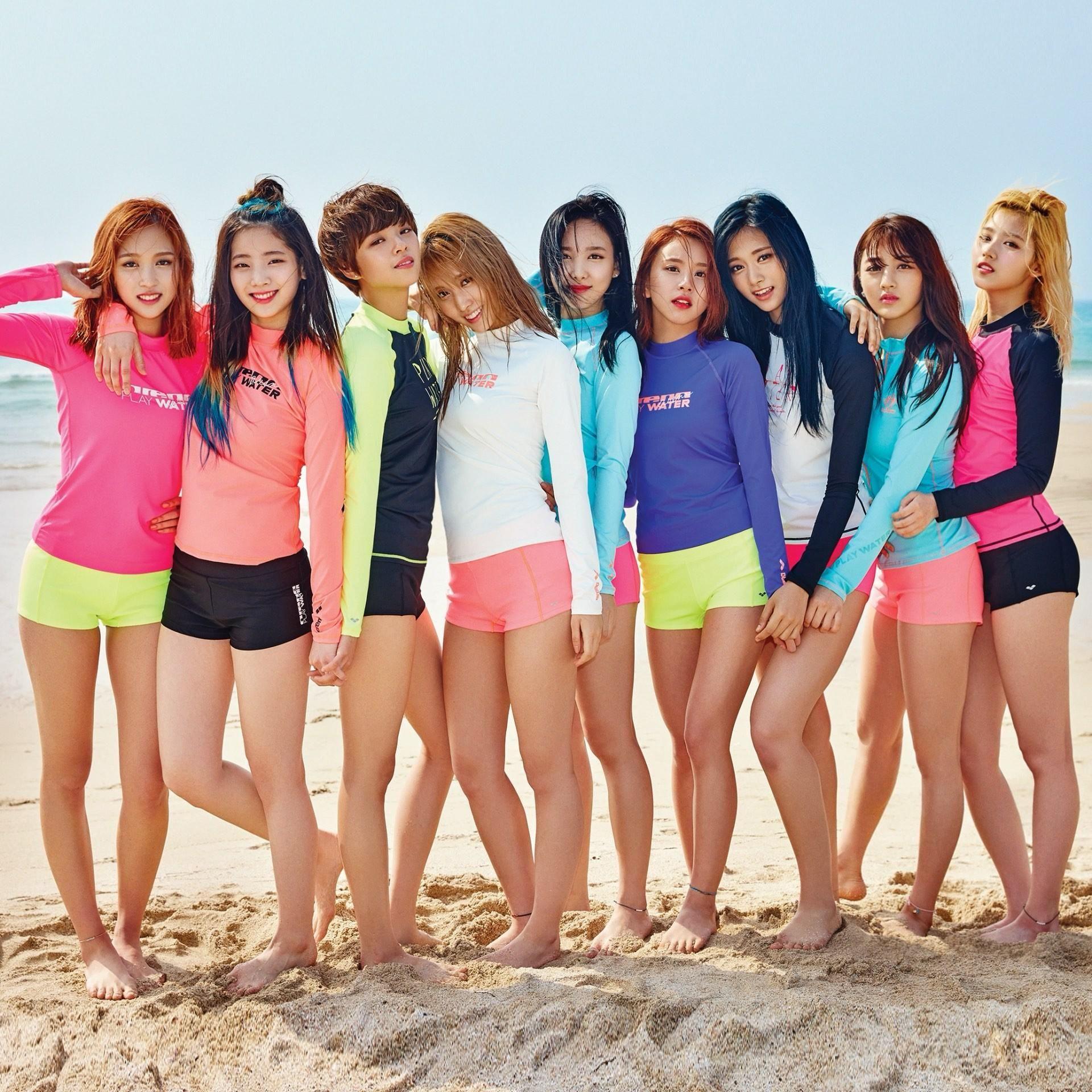 Imgur Com Kpop Girls South Korean Girls Kpop Outfits