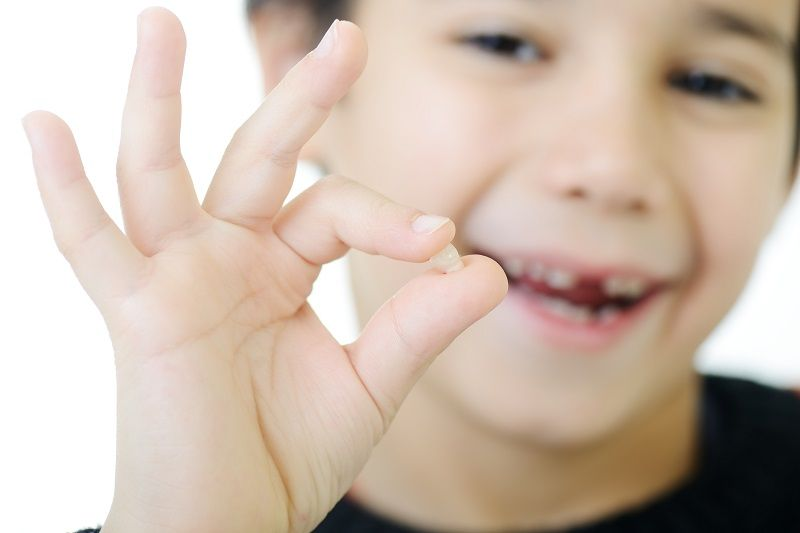 Image result for What to do if your child has a painful, wobbly tooth