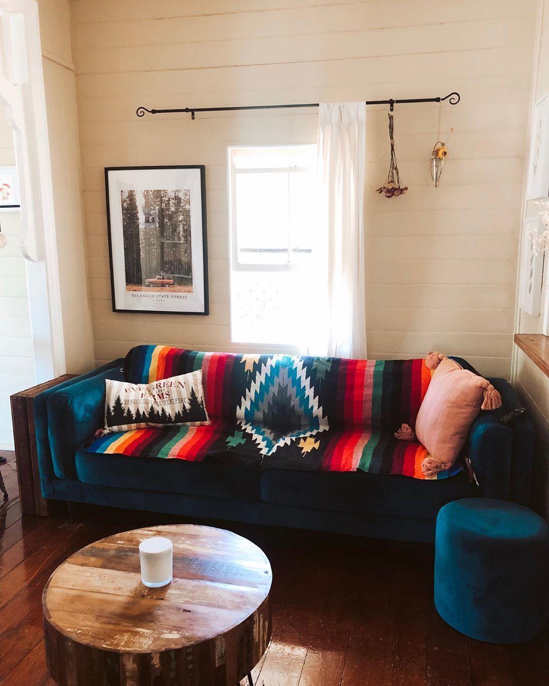 Little boho loungeroom #bohohome #bohostyle #bohodecor