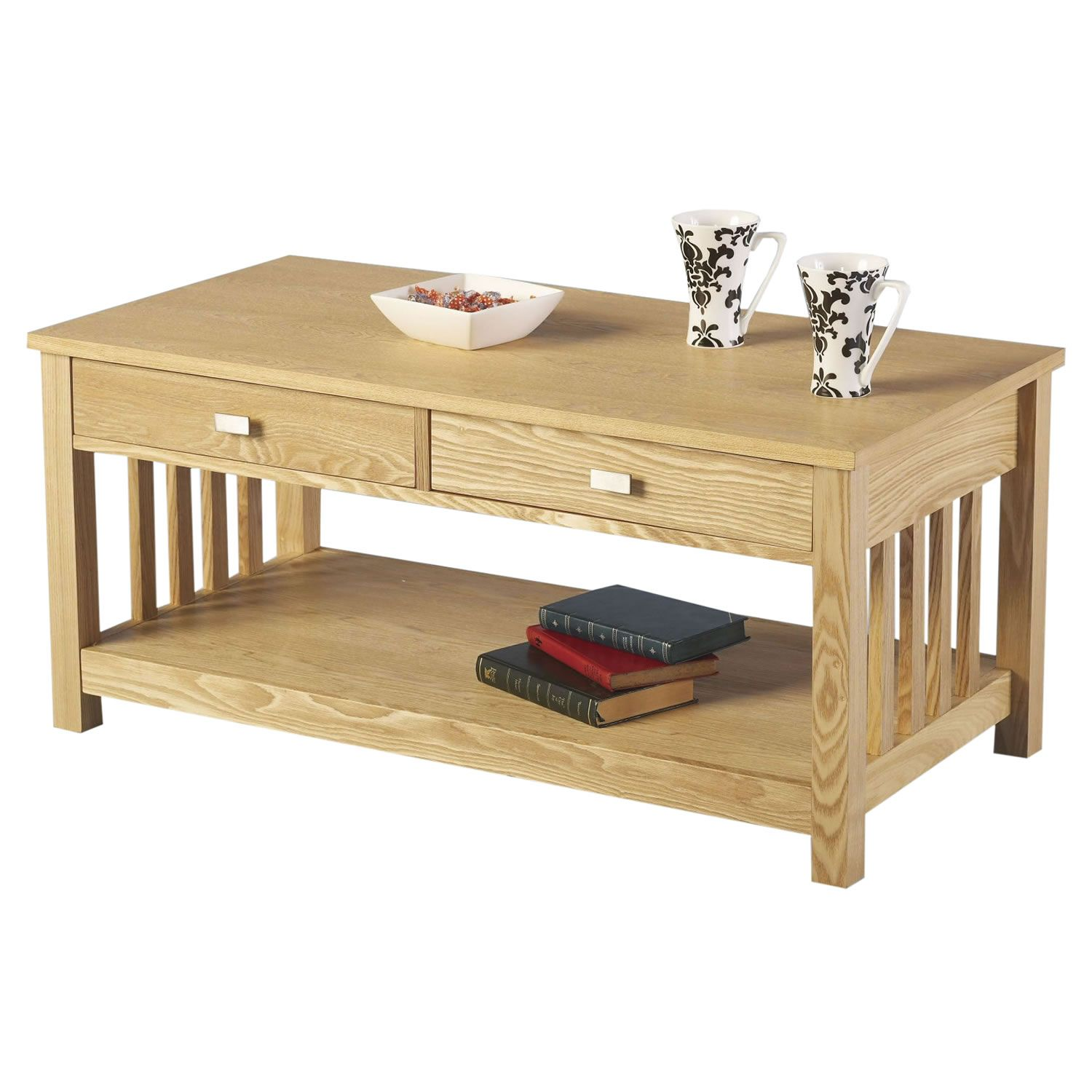 Arts Crafts Coffee Table With Drawers Coffee Table With Drawers Furniture Coffee Table