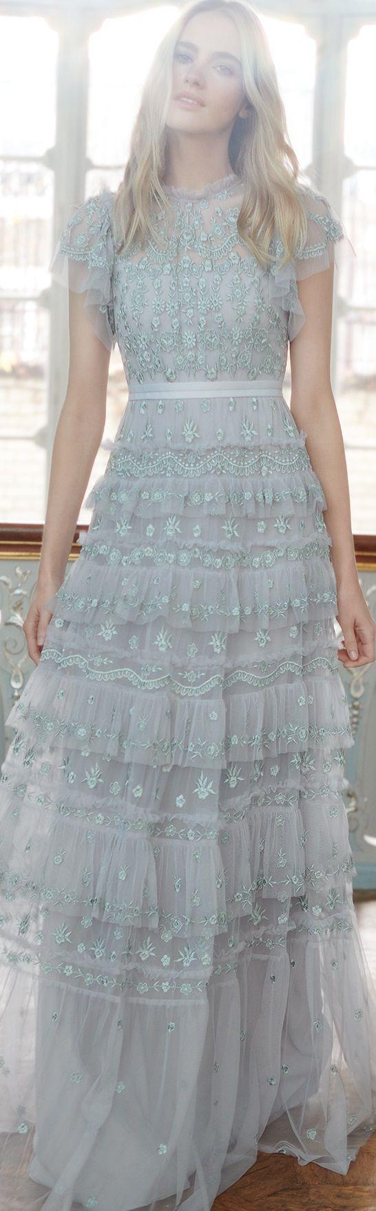 Needle u thread prefall u beautiful dress pinterest