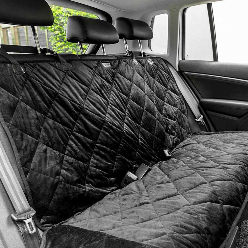 Superb Waterproof Pet Dog Car Seat Cover Cushion Rear Car Trunk Onthecornerstone Fun Painted Chair Ideas Images Onthecornerstoneorg
