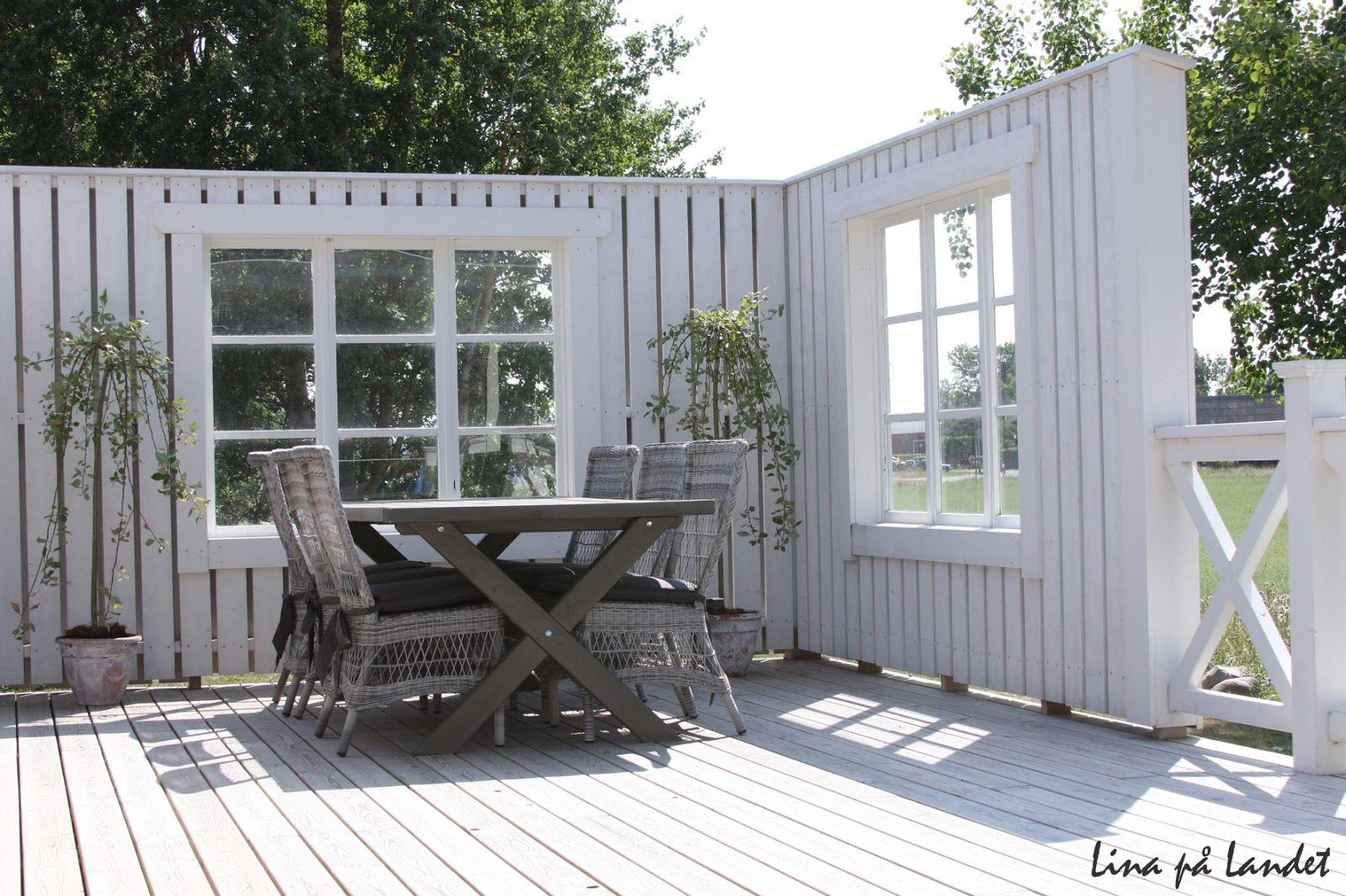 syren uteplats - Sök på Google   Trädgård altan uterum växthus ...