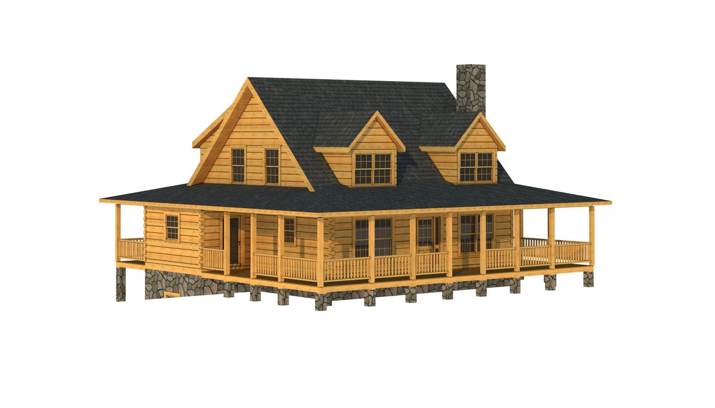 Mitchell Plans Information Log Homes Log Cabin Plans Log