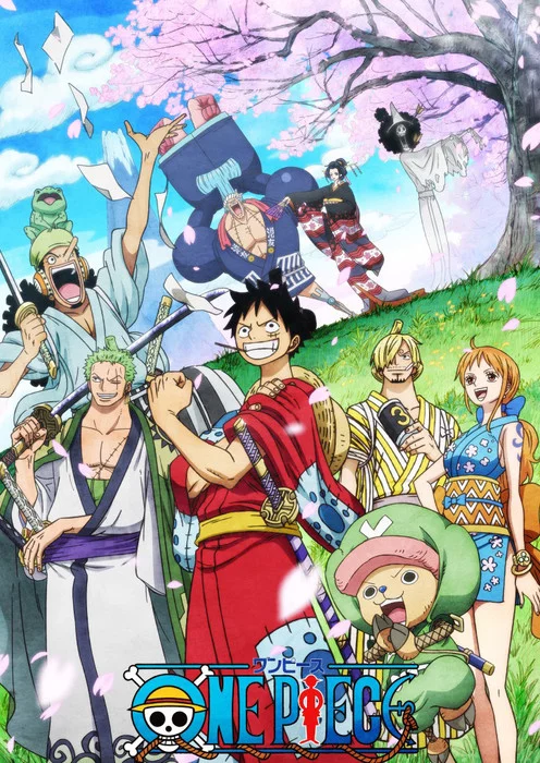 One Piece Anime Reveals Visual New Staff For Wano Kuni Arc News Anime News Network One Piece Anime One Piece Episodes One Piece Wallpaper Iphone