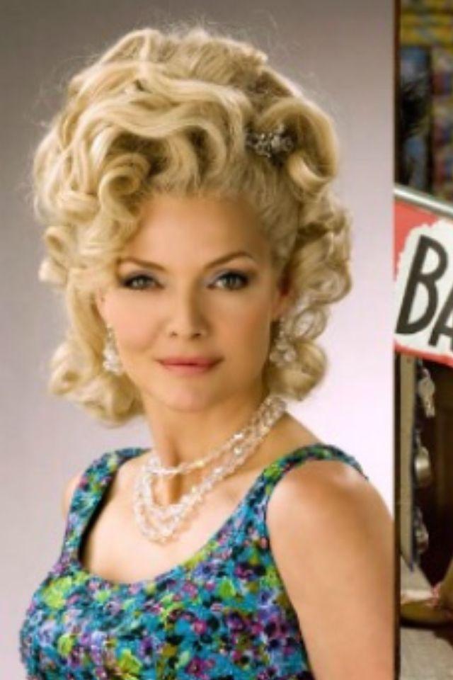Hairstyles | Hairspray movie in 2019 | Hairspray musical ...