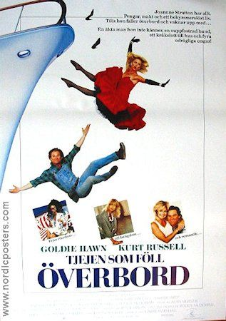 overboard 1987 movie poster goldie hawn quotgoing to the