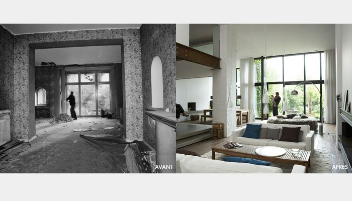 Renovation D Une Maison De Maitre Par Valerie Rocco