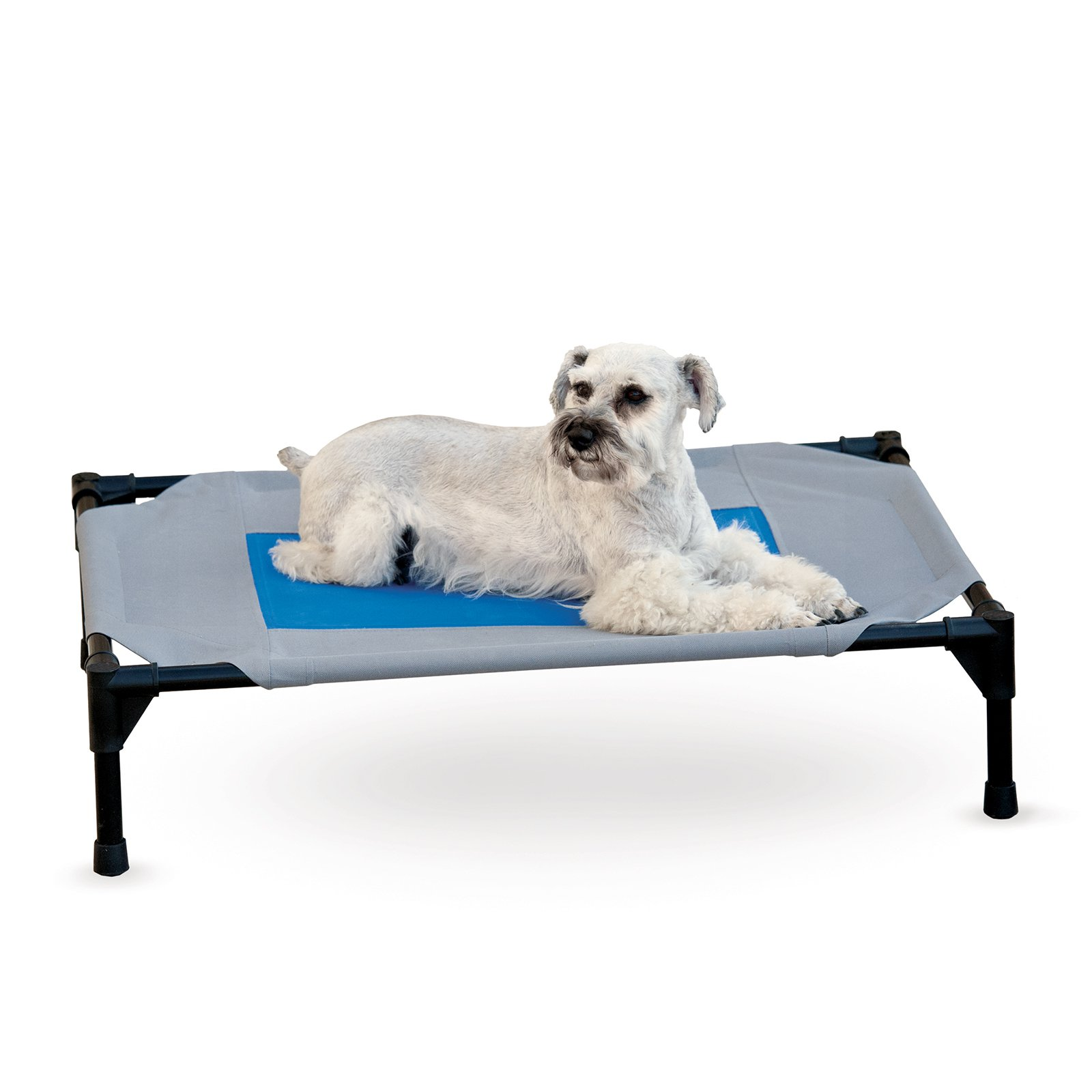 K H Pet Products Cooling Pet Cot Covered Dog Bed Dog Bed Dog