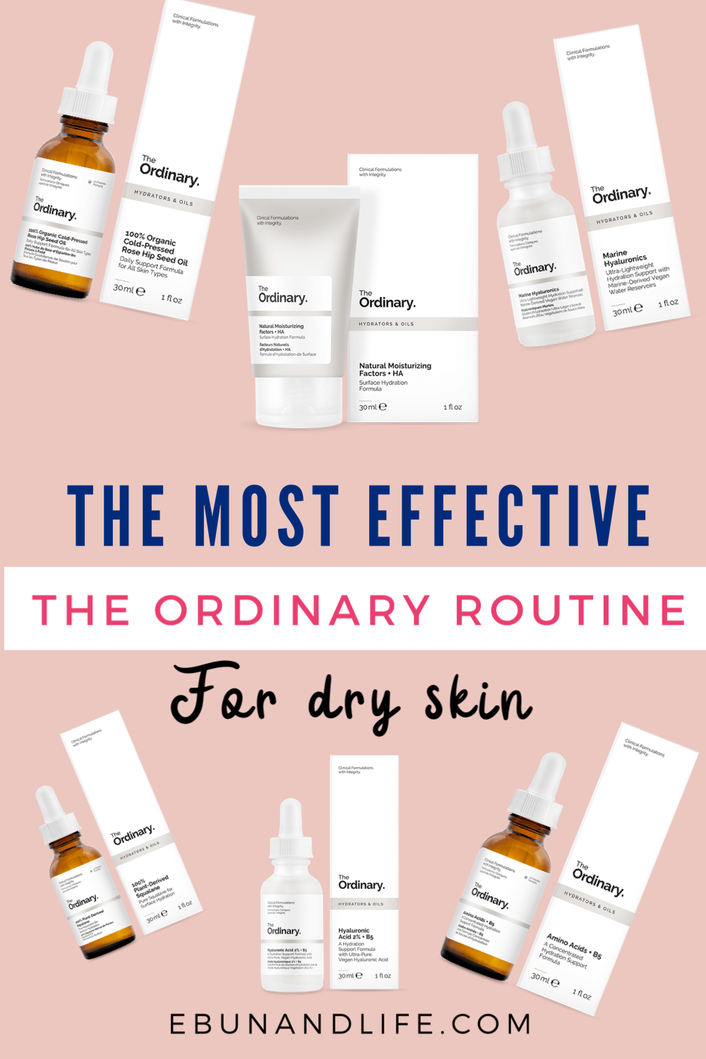 Do You Have Dryskin And You Re Looking For The Best Products To Use For Your Fac In 2020 Dry Skin Care Routine The Ordinary For Dry Skin The Ordinary Skincare Routine