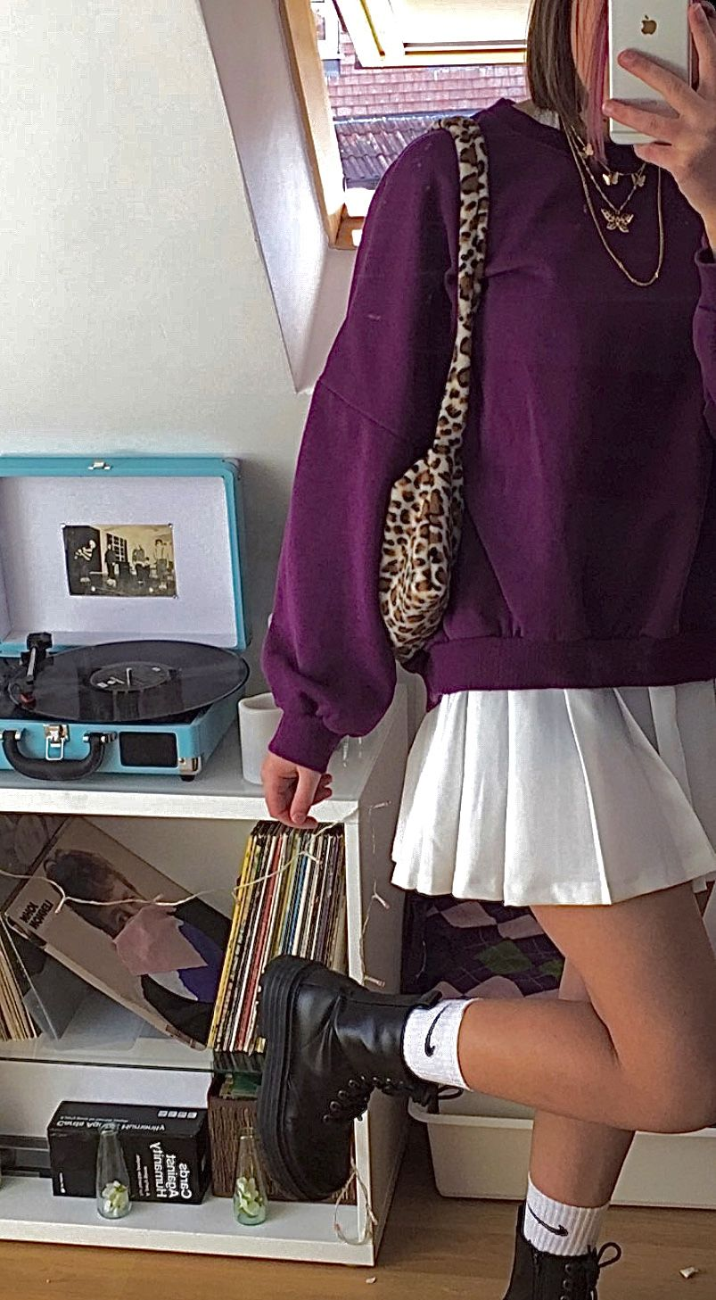 Inxssa666 S Outfits In 2020 Tennis Skirt Outfit Indie Dresses Fashion Inspo Outfits