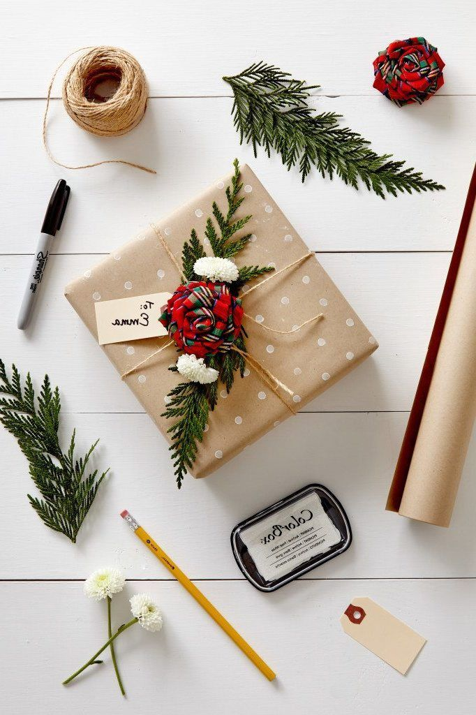 25 ideas para envolver regalos: ¡el hermoso empaque es el regalo!  – Bricolaje, ideas de decoración navideña – ZENIDES  – Bolsa