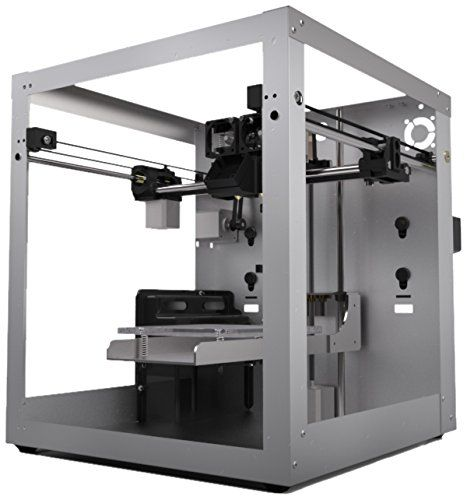 Solidoodle Workbench Apprentice Dual-Extruder Fully Assembled 3D Printer; 8