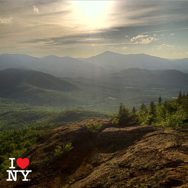 Beautiful Places Hudson Valley: Beautiful Adirondack Mountains New York