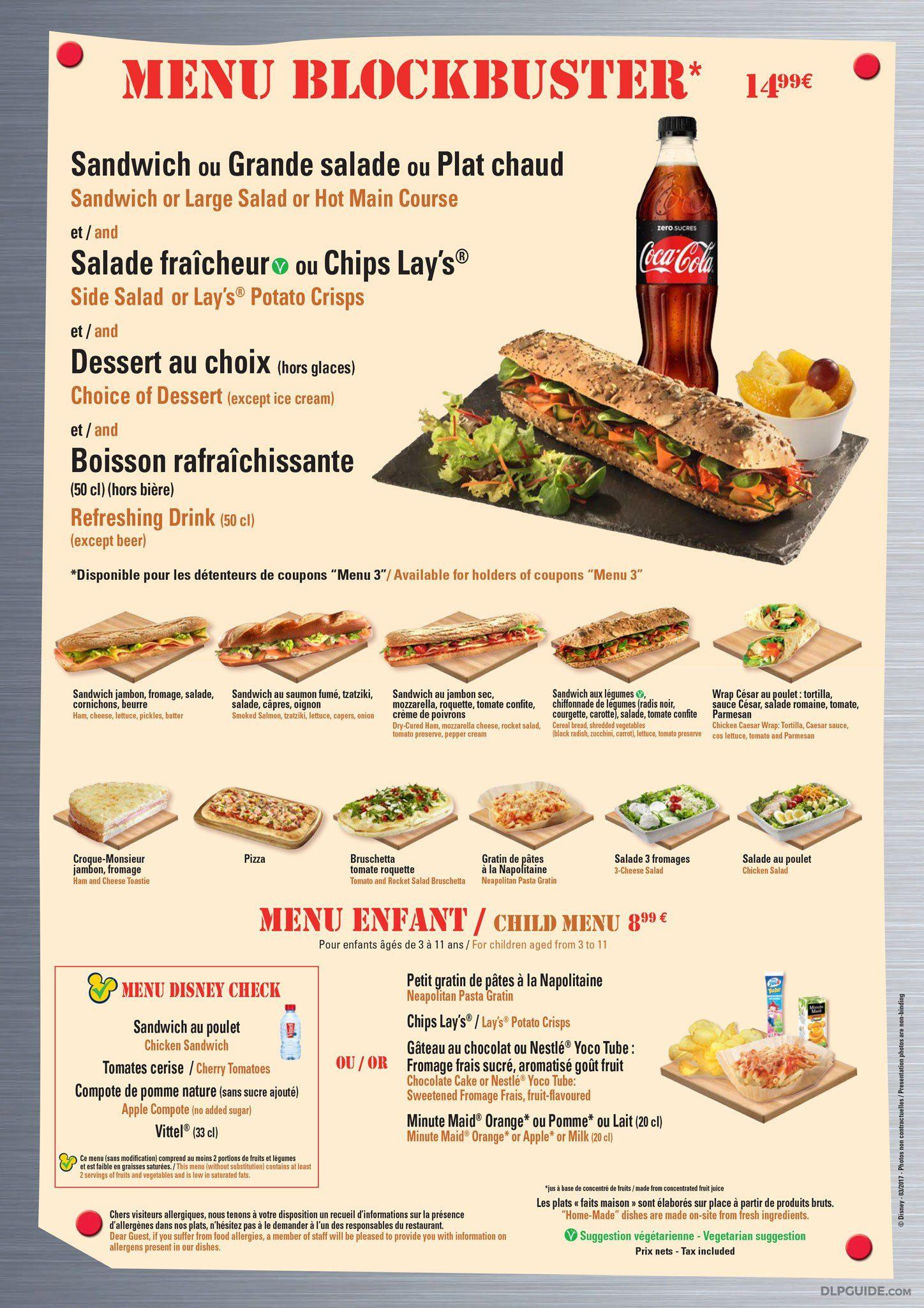 db7d24c427bef010843243c69e065ba2 - Plaza Gardens Restaurant Disneyland Paris Menu