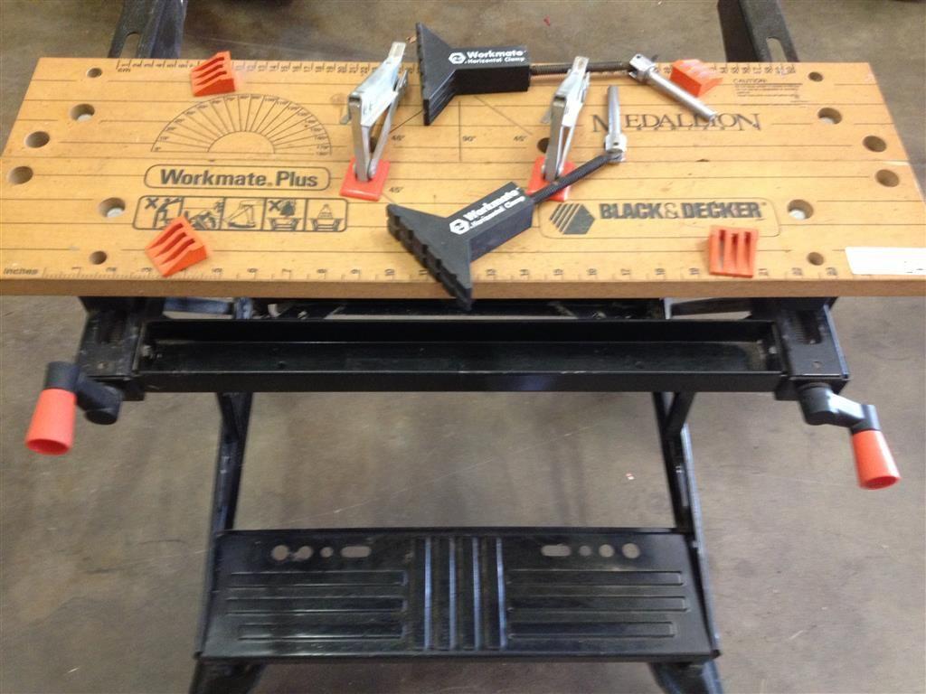 Black Decker Workmate Plus Black Decker Wood Shop Decker