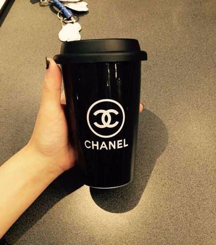 a3a069b445d Chanel travel mug | ¤Mugs¤ in 2019 | Travel cup, Mugs, Chanel decor