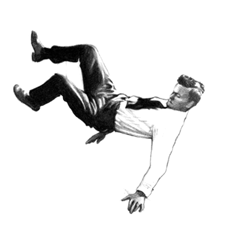 Cartoon Falling Pose Google Search Fall Drawings Person Falling Human Drawing