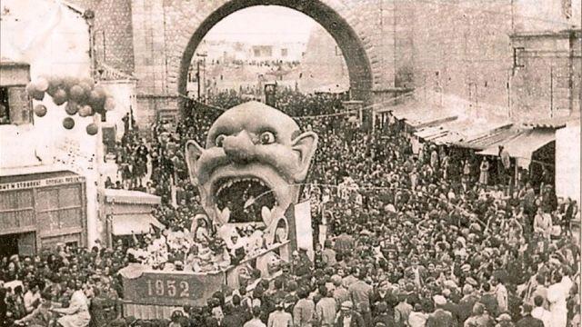 Καστρινό Καρναβάλι: μια ρετρό ανασκόπηση πασπαλισμένη με κομφετί & νοσταλγία - Η Πολη, Ζωή στην Πόλη, Άγνωστη Πόλη - CRETAZINE ♥ Η Κρήτη όπως τη ζούμε