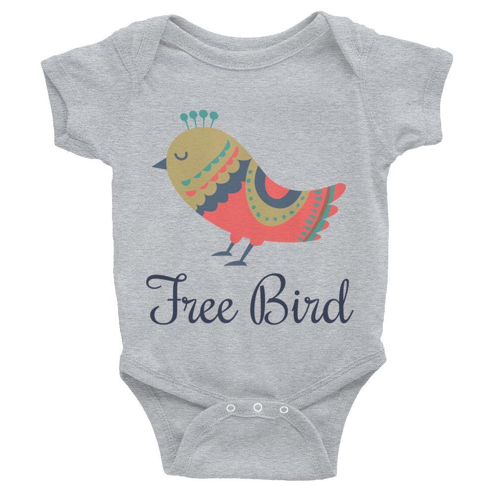 Free Bird Infant Bodysuit