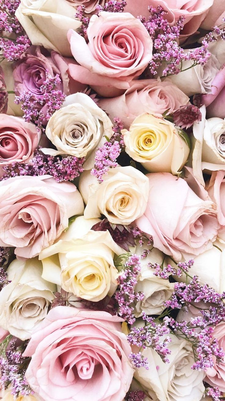 Beautiful Wedding Colors Flower Aesthetic Flower Phone Wallpaper Flowers