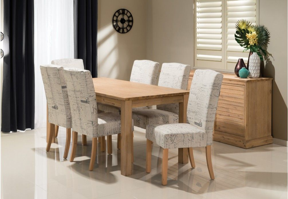 Chresthill 7 Piece Dining Suite | Super A Mart