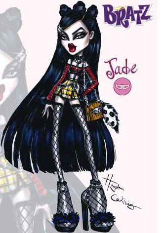 Jade My Favorite Bratz Collection By Hayden Williams Hayden