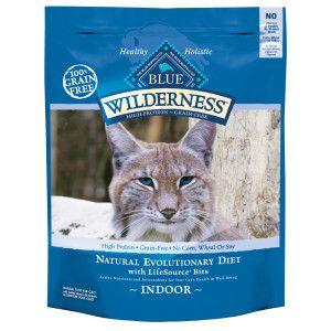 Blue Wilderness Grain Free Indoor Cat Fod Dry Cat Food Cat Food Blue Buffalo