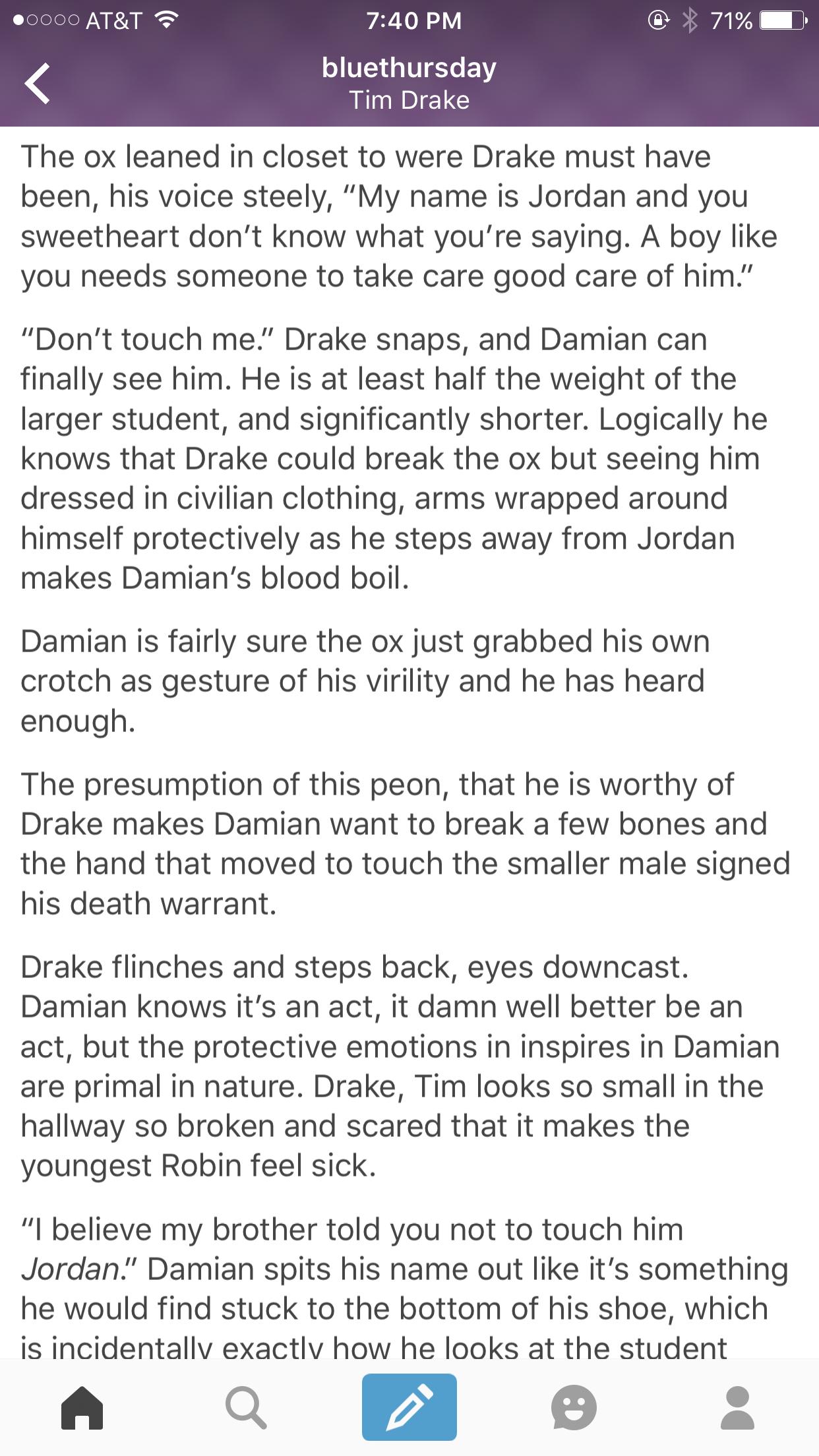 Damian getting protective of Tim | DC | Batman, superman, Batman