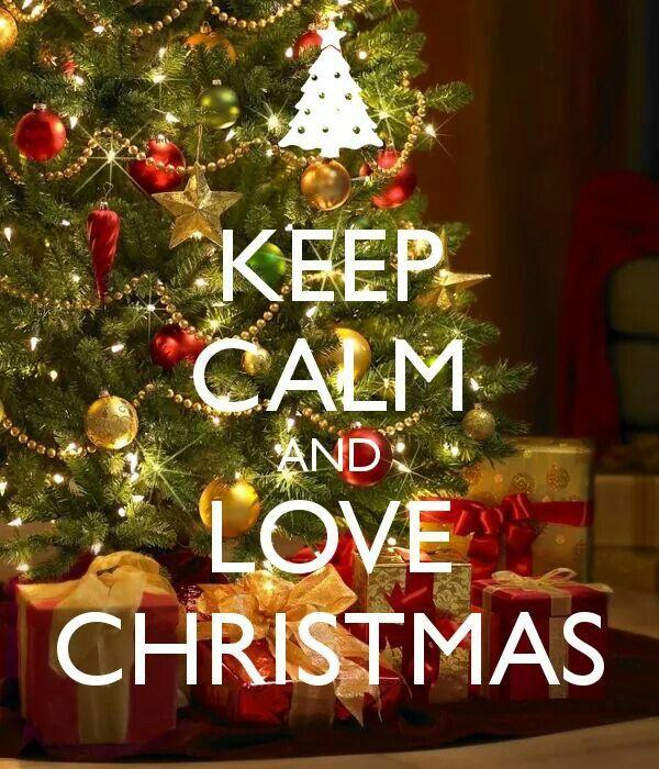 Love Christmas! Christmas Decor Pinterest Christmas decor