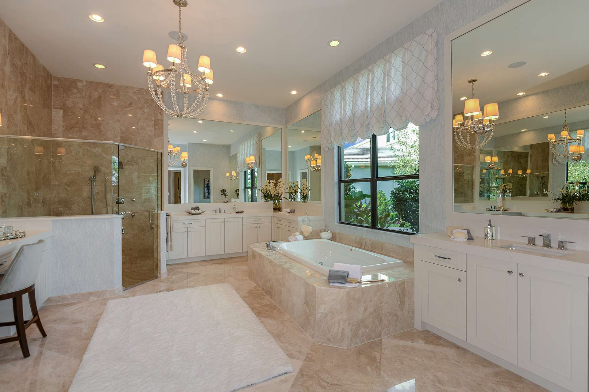 The Versailles Plan In The Empire Collection At Seven Bridges In