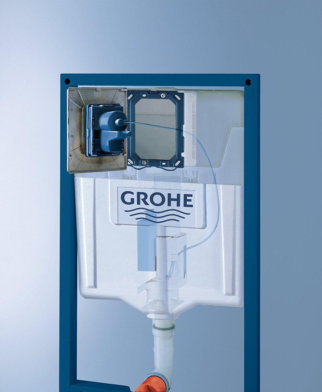 Grohe rapid sl cisterna empotrada para wc 6 9 l for Cisternas wc precios