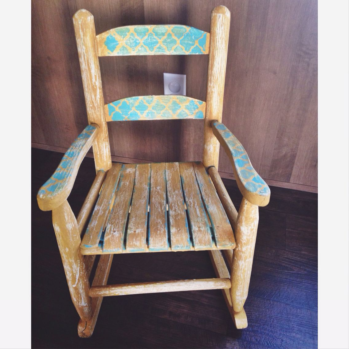 how to make rockers for a rocking chair