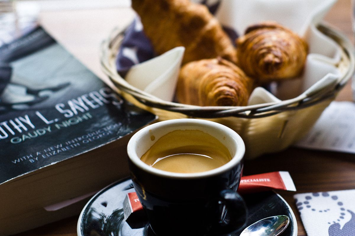 The Café Lifestyle in Paris… | Bui Biu