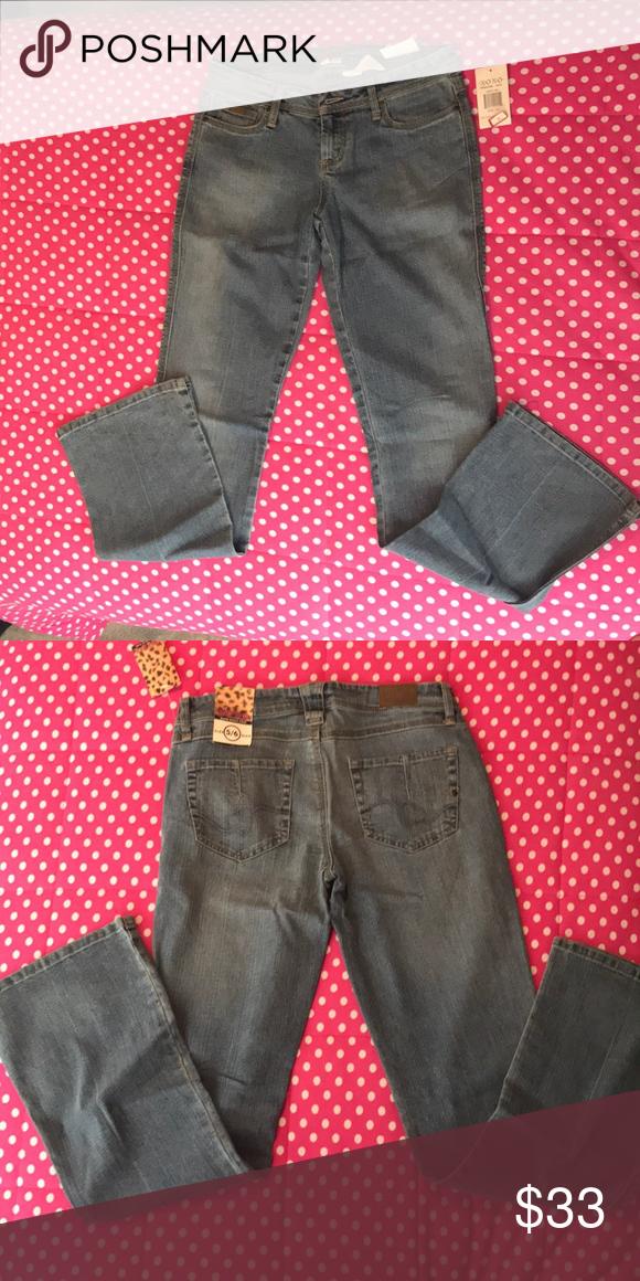 Xoxo Stretch Jeans