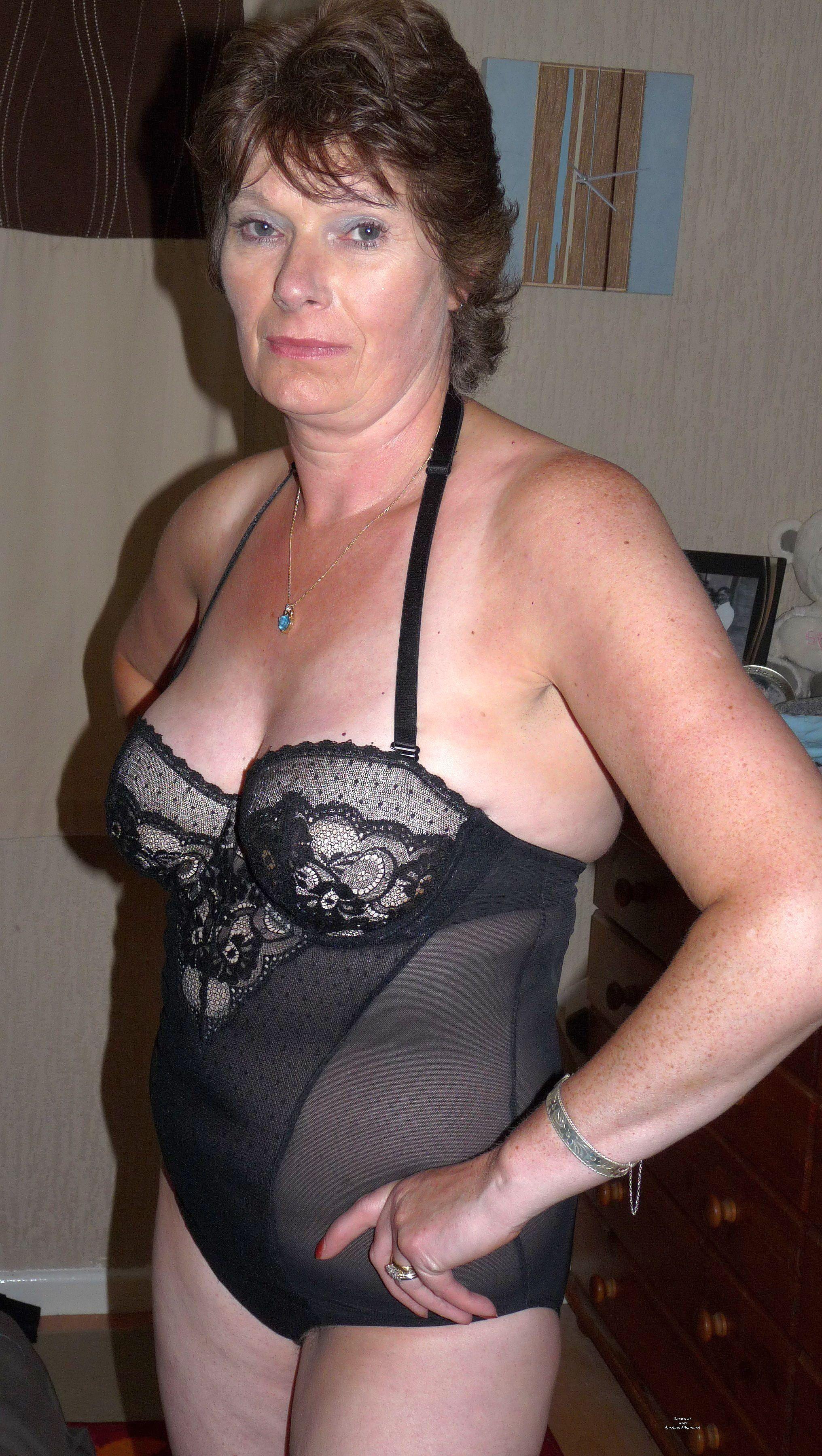 Girdle Grannie Cunt 82
