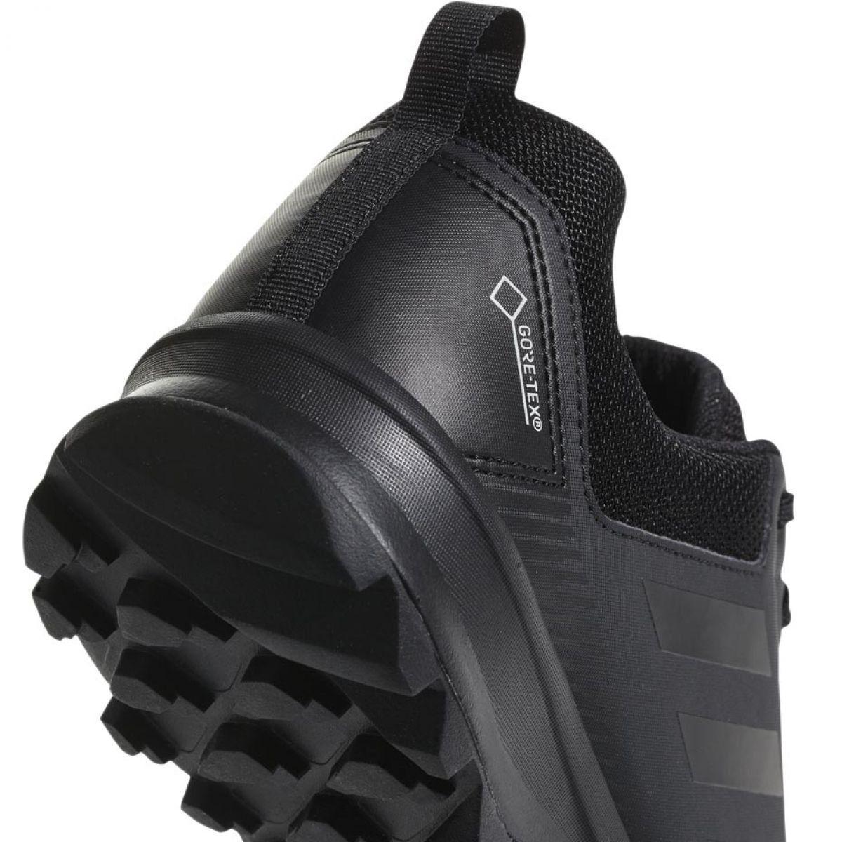 Buty Adidas Terrex Tracerocker Gtx M Cm7593 Czarne Black Shoes Sports Shoes Adidas Trekking Shoes