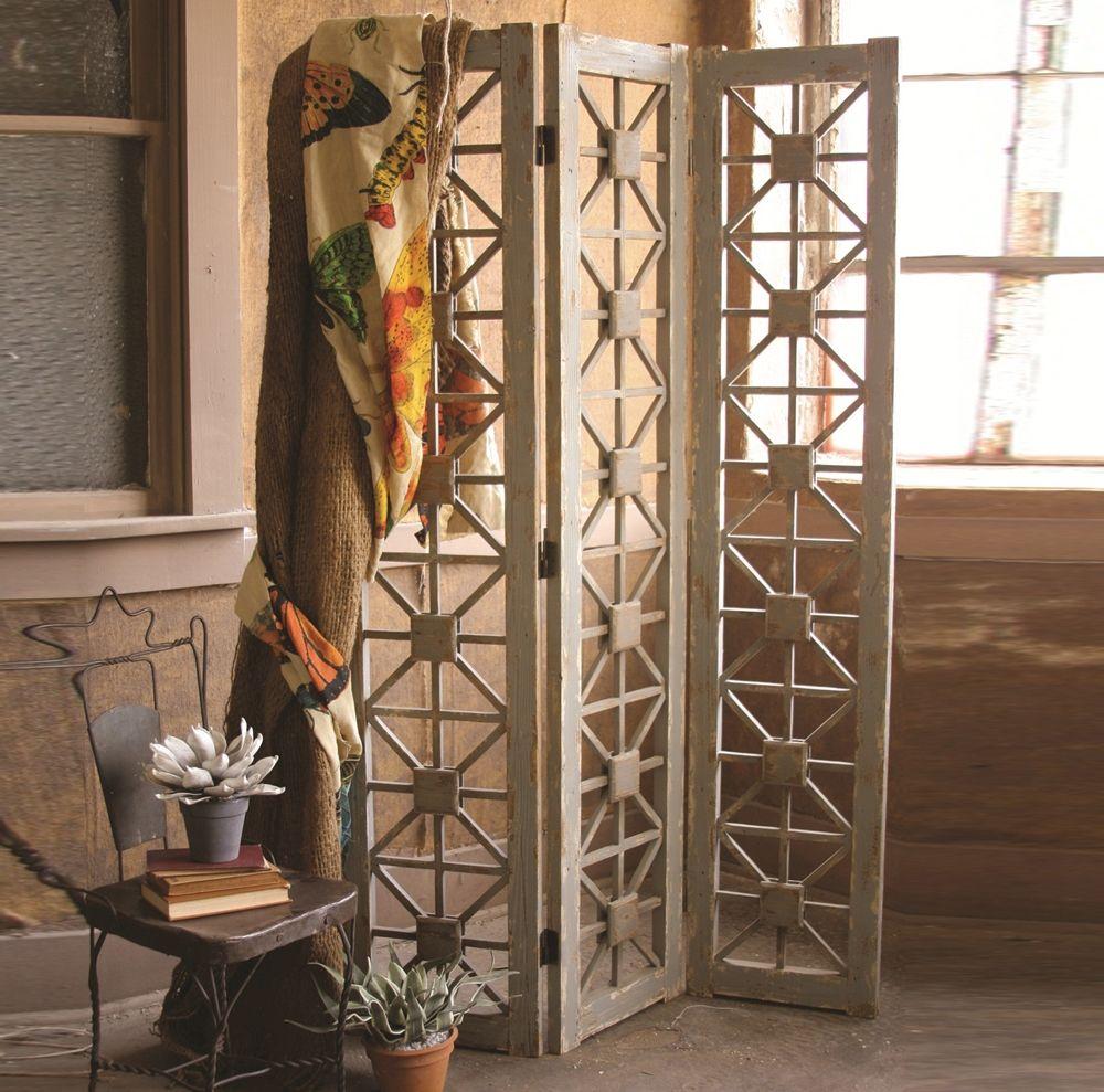 Biombo de madera ideas para la casa pinterest - Biombos de madera ...