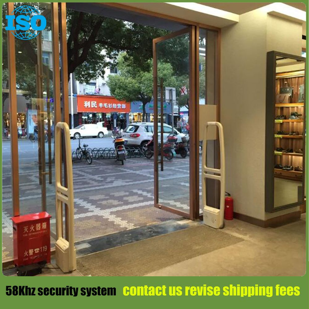 Am58khz Security Alarm System For Retail Shopdual Eas System Antenna With European Technology Aliexp Best Home Security Home Security Alarm Systems For Home