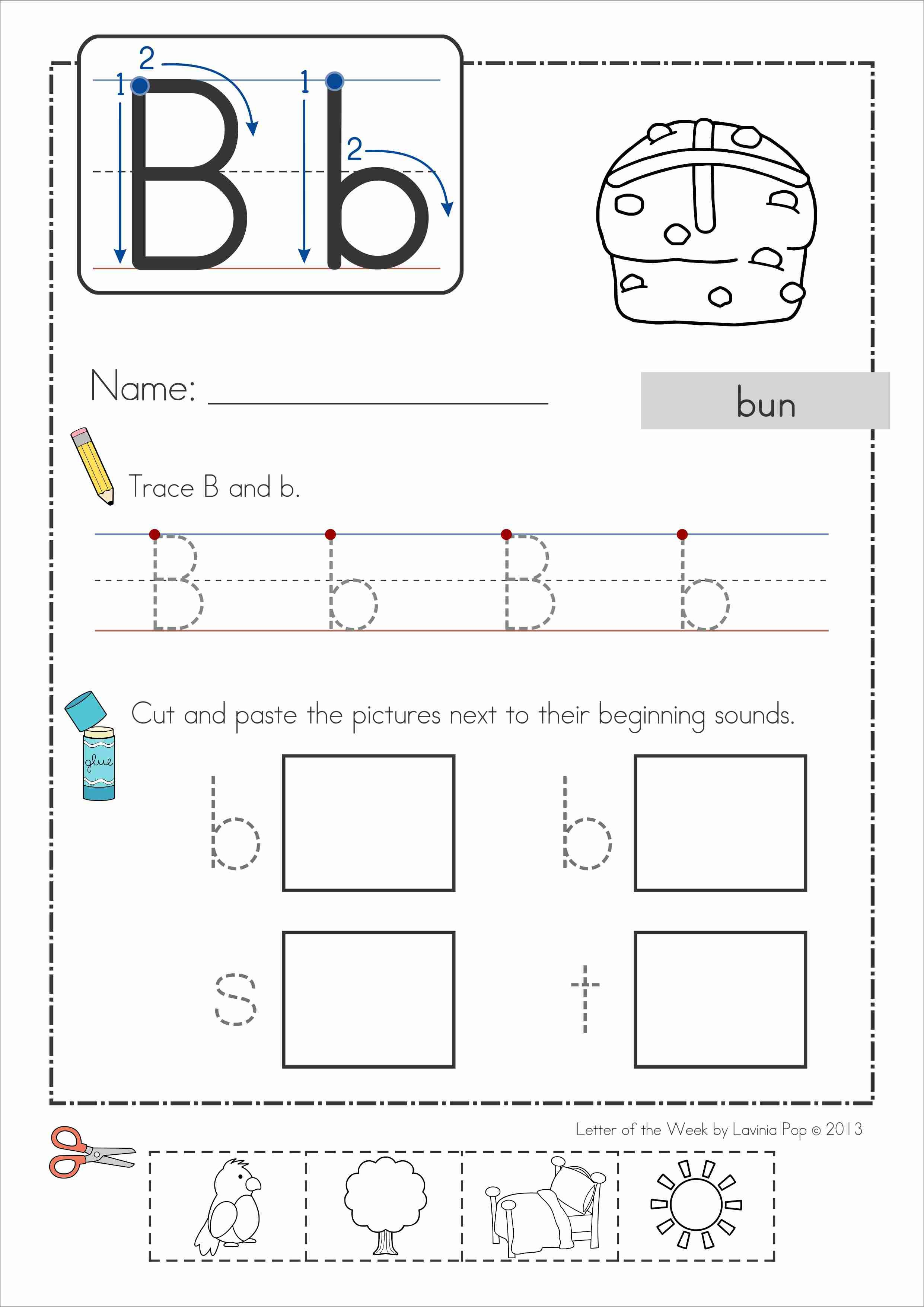 worksheet Jolly Phonics Handwriting Worksheets alphabet phonics letter of the week b handwriting and bb free a huge unit pages with all that you need for curriculum page from t